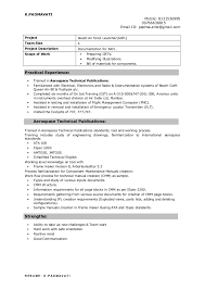 Technical Writer Resume Samples by Technical Writer Resumes Resume Templates