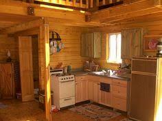 Small Cabin Kitchen  Pinteres - Small cabin interior design ideas