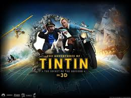 film petualangan pencarian harta karun review movie the adventures of tintin the secret of the unicorn