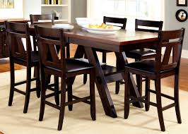 Comely Living Room Counter Height by Bedroom Counter Height Table And Chair Sets Counter Height