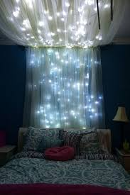 Fairy Lights For Bedroom - 14 diy canopies you need to make for your bedroom romantic