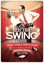 electro swing fever electro swing fever singer 窶 medi縺lna a eventov縺 agent纎ra