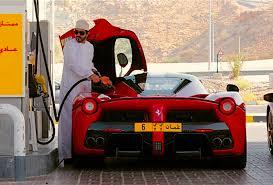 gas monkey porsche inside the secret world of the omanya supercar rally for princes