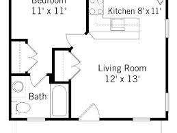 1 bedroom cottage floor plans 1 bedroom house plans hsfurmanek co