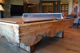 Ping Pong Pool Table Ping Pong Table Custom Built By Roaring Fork Custom Billiards