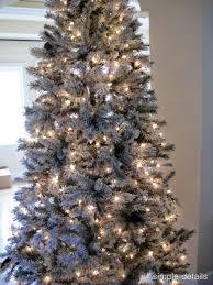 ft artificial trees walmart tree pre lit