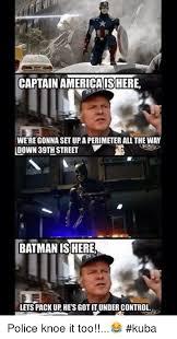 Captain America Meme - captain america shere weregonnasetupaperimeter all theway down 39th
