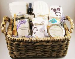 Organic Gift Baskets Naturally Organic Skin Care In Balance With By Lexisloveofnature