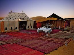 desert tent moroccan traditional tents from desert of the south morocco