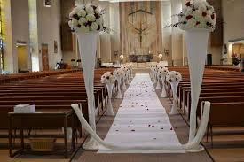 church decorations for wedding simple church decorations for wedding