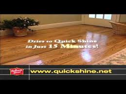 shine floor finish