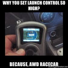 Race Car Meme - because racecar memes v subaru
