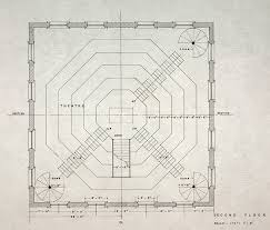 Poplar Forest Floor Plan Anatomical Theatre At The University Building The Anatomical Theatre