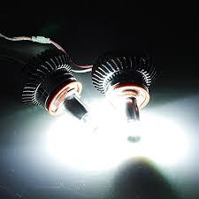 white 32w h8 angel eyes halo ring marker led light bulbs for bmw