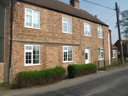 spalding lincolnshire rendering a brick house smooth never