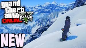 la neige de noel sur gta 5 ll psn shapsvlg ll go 1400 no pub ll