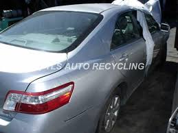 2007 toyota parts 2007 toyota camry parts cars trucks silver grey fron end damage