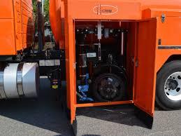 volvo trucks history this giant orange volvo truck is testing the safety of america u0027s