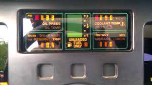 corvette instrument cluster repair 1984 c4 corvette digital dash sunburn repair