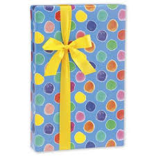 printed wrapping paper wholesale discounts bags bows