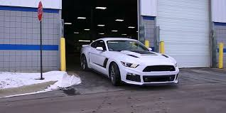roush mustang stages tour of the roush stage 3 mustang ford authority