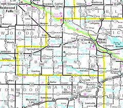 mn counties map brown county minnesota guide