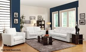 White Leather Tufted Sofa Enright White Leather Sofa And Loveseat Set Steal A Sofa
