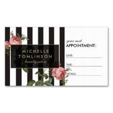 Salon Business Card Ideas Stylish Nail Salon Business Cards I Love This Design It Is