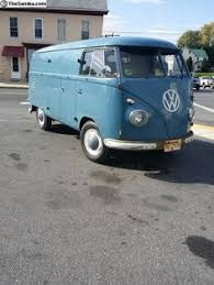 1963 t1 vw bus ez camper full restore 1600cc dual port pensacola