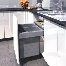 poubelle de cuisine sous evier lapeyre meuble sous evier poubelle de cuisine sous evier poubelle