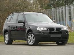 bmw x3 2006 manual used black bmw x3 2006 diesel 2 0d se 5dr 4x4 in great condition