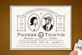 best wedding invitations 21 fabulous vintage wedding invitations