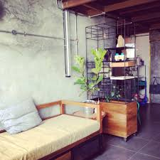 Livingroom Soho Small Unit Soho Living Room Loft Industrial Malaysia Home