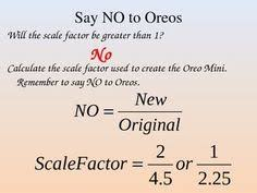 proportions scale factor and similar figures stations from