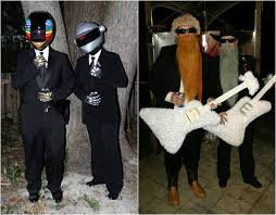 Halloween Band Costumes Diy Costume Ideas Groups Family Friends