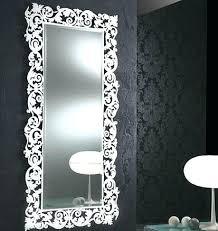 bathroom decorative mirror bathroom decorative mirror unique bathroom mirrors large