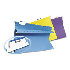 print write on hanging tabs 1 5 tab 2 1 16 white 90 pack