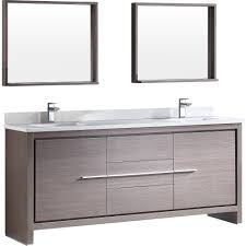 fresca fvn8172go trieste allier gray oak double basin bathroom