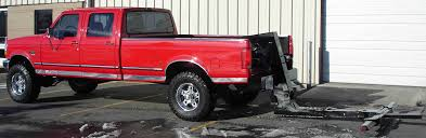 97 Ford F350 Truck Bed - trucks built by wasatch truck equipment