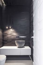 best ideas about dark grey bathrooms pinterest this wall feature keeping the benchtop sink and rest bathroom simplistic allows dimensional floor ceiling tiles