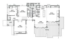 modern style home plans modern style house plan 5 beds 2 50 baths 3882 sq ft plan 496 1