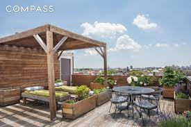 5 amazing private brooklyn rooftops under 2m streeteasy