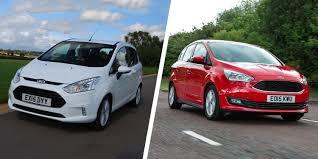comparatif si e auto b ford b max vs c max mpv which wins carwow
