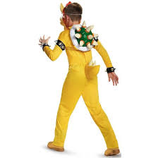 super mario bros bowser deluxe kids u0027 costume target
