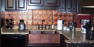 tin backsplashes for kitchens tin backsplash tiles tin ceilings