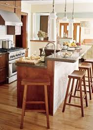 kitchen island with barstools amazing kitchen mixed wood floors with tile and folding