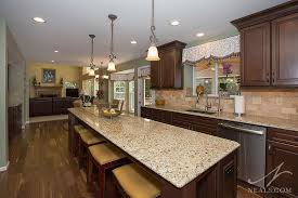 what color cabinets go with venetian gold granite 6 kitchen bathroom countertop options