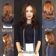 can asian hair be permed best hair salons for korean curls here are our favourites and