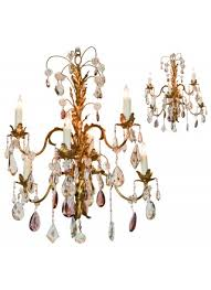 Antique Rock Crystal Chandelier Antique Chandeliers And Antique Lighting Legacy Antiques