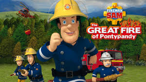 kids review fireman sam fire pontypandy